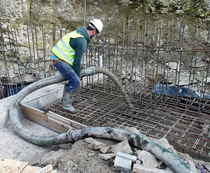 Cement Pump Rental California, Best concrete pumping contractor services La Presa Ca, residential, commercial, industrial concrete, shotcrete cement pump jobs